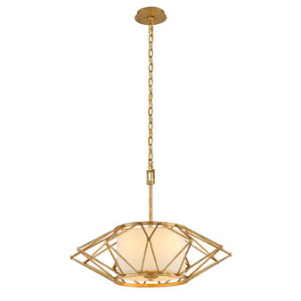 Calliope,Troy Lighting,Calliope 4lt Pendant Medium