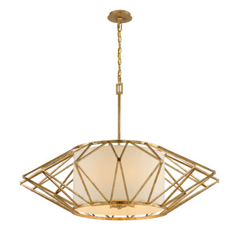 Calliope,Troy Lighting,Calliope 8lt Pendant Extra Large
