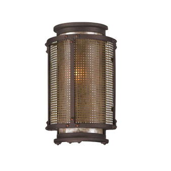 Copper Mountain,Troy Lighting,Copper Mountain 1lt Wall Lantern Small