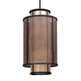 Copper Mountain,Troy Lighting,Copper Mountain 8lt Pendant Entry