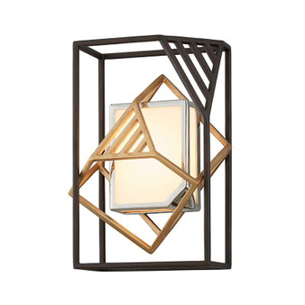 Cubist,Troy Lighting,Cubist 1lt Wall Sconce