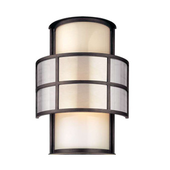 Discus,Troy Lighting,Discus 2lt Wall Lantern Large