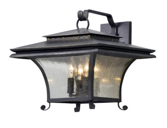 Grammercy,Troy Lighting,Grammercy 4lt Wall Lantern Large