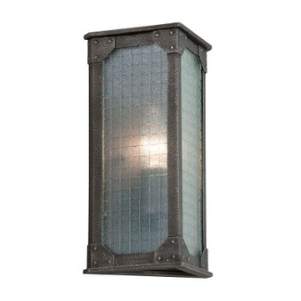 Hoboken,Troy Lighting,Hoboken 1lt Wall Lantern Small