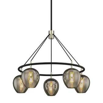 Iliad,Troy Lighting,Iliad 5lt Pendant