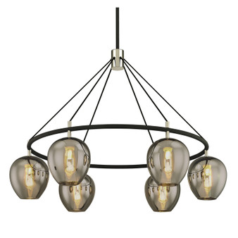 Iliad,Troy Lighting,Iliad 6lt Pendant