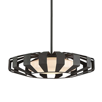Impulse,Troy Lighting,Impulse 1lt Pendant Medium