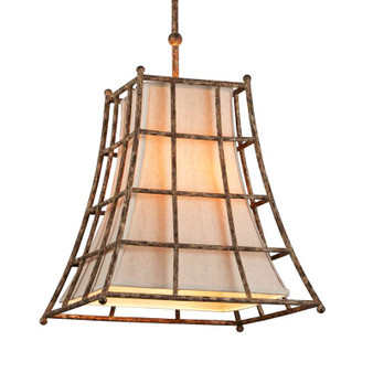 Left Bank,Troy Lighting,Left Bank 5lt Pendant Large