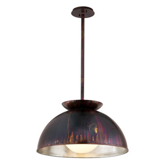 Library,Troy Lighting,Library 1lt Pendant Large