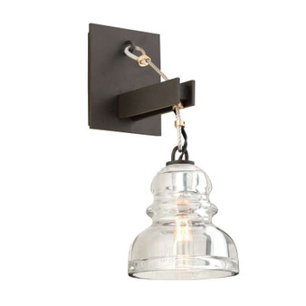 Menlo Park,Troy Lighting,Menlo Park 1lt Wall Sconce