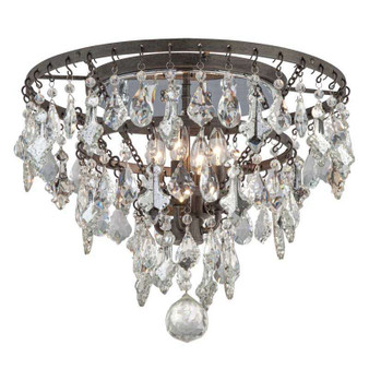 Meritage,Troy Lighting,Meritage 4lt Ceiling Semi-Flush