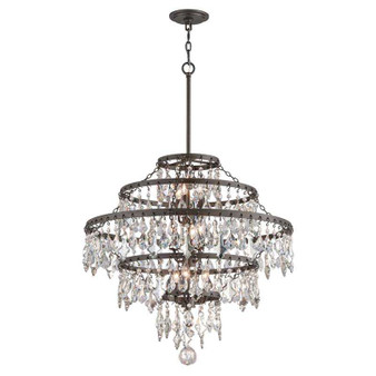 Meritage,Troy Lighting,Meritage 9lt Chandelier Extra Large