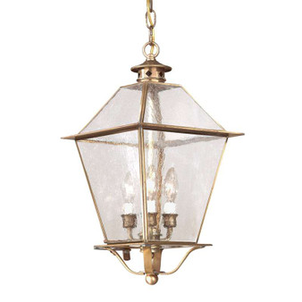 Montgomery,Troy Lighting,Montgomery 3lt Hanging Lantern Large