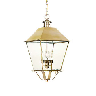 Montgomery,Troy Lighting,Montgomery 4lt Hanging Lantern Extra Large