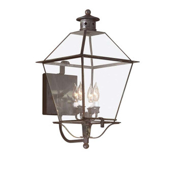 Montgomery,Troy Lighting,Montgomery 4lt Wall Lantern Extra Large