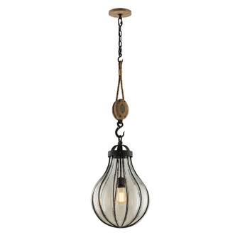 Murphy,Troy Lighting,Murphy 1lt Pendant Medium
