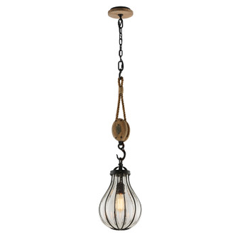 Murphy,Troy Lighting,Murphy 1lt Pendant Small