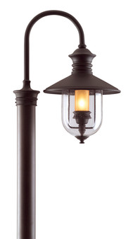 Old Town,Troy Lighting,Old Town 1lt Post Lantern Large