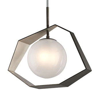 Origami,Troy Lighting,Origami 1lt Pendant Dining