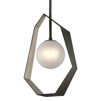 Origami,Troy Lighting,Origami 1lt Pendant Large