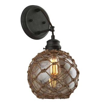 Outer Banks,Troy Lighting,Outer Banks 1lt Wall Sconce