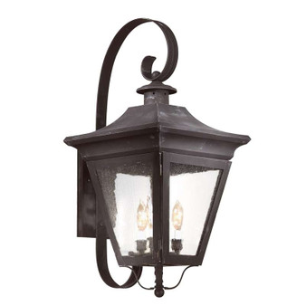 Oxford,Troy Lighting,Oxford 3lt Wall Lantern Large