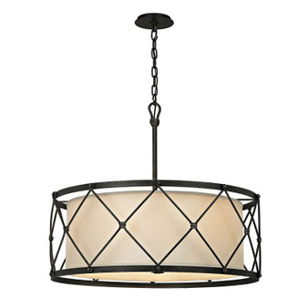 Palisade,Troy Lighting,Palisade 6lt Pendant Dining