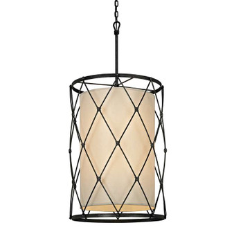 Palisade,Troy Lighting,Palisade 8lt Pendant