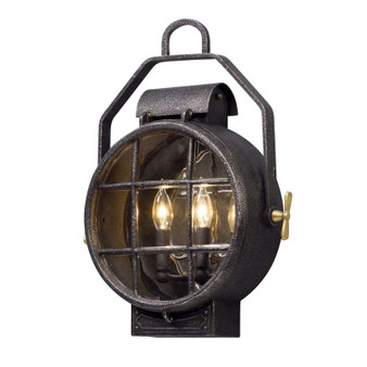 Point Lookout,Troy Lighting,Point Lookout 2lt Wall Lantern Medium