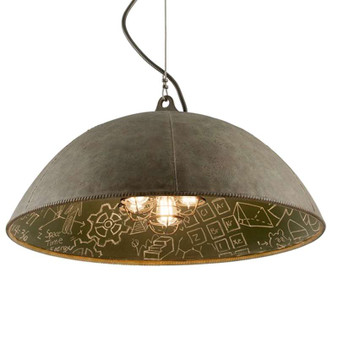Relativity,Troy Lighting,Relativity 5lt Pendant Extra Large