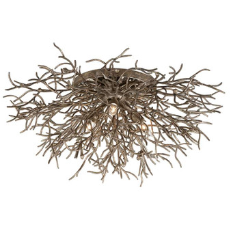 Sierra,Troy Lighting,Sierra 3lt Ceiling Flush