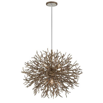 Sierra,Troy Lighting,Sierra 6lt Pendant