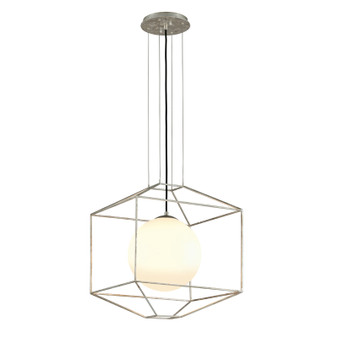 Silhouette,Troy Lighting,Silhouette 1lt Pendant Medium