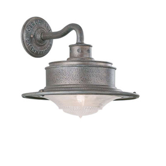 South Street,Troy Lighting,South Street 1lt Wall Downlight Small Old Galvanized