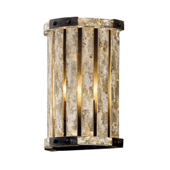 Stix,Troy Lighting,Stix 2lt Wall Sconce