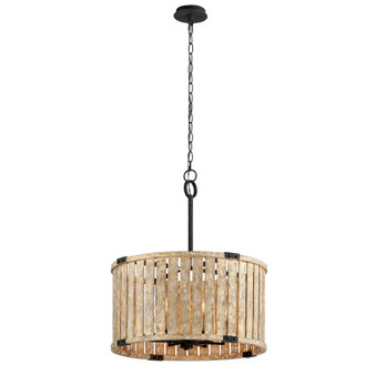 Stix,Troy Lighting,Stix 6lt Pendant Medium
