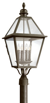Townsend,Troy Lighting,Townsend 4lt Post Lantern Extra Large