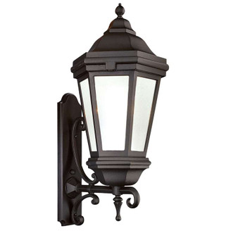 Verona,Troy Lighting,Verona 1lt Wall Lantern Fluorescent Extra Large