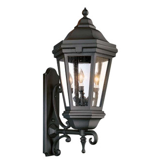 Verona,Troy Lighting,Verona 3lt Wall Lantern Extra Large