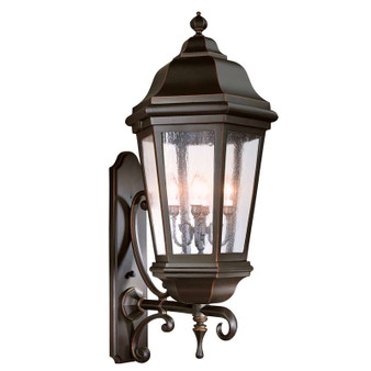 Verona,Troy Lighting,Verona 4lt Wall Lantern Extra Extra Large