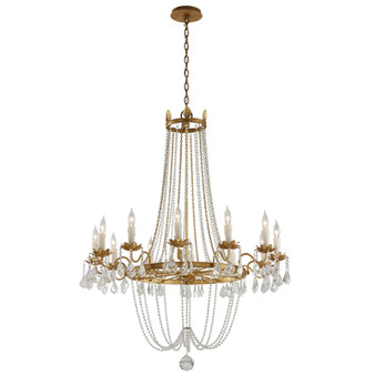 Viola,Troy Lighting,Viola 12lt Chandelier Large