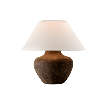 Troy Lighting PTL1010 Calabria 1 Light Table Lamp