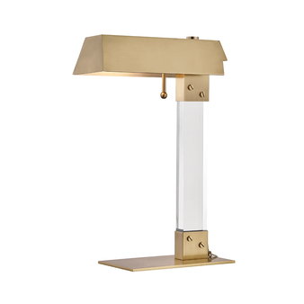 Aged Brass,Hunts Point,1 Light Table Lamp