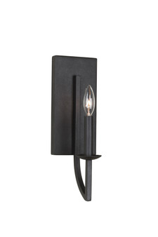 Black Iron,Newhall 1 Light Wall Sconce