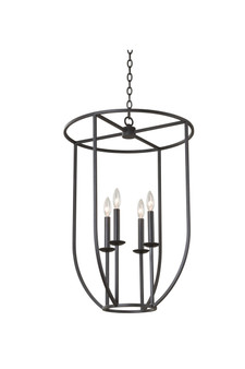 Black Iron,Newhall 19 Inch Foyer