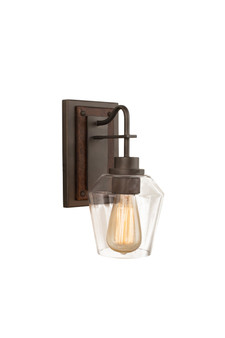 Brownstone,Allegheny 1 Light Wall Sconce