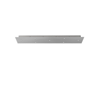FreeJack Rectangle Canopy 7-port by Tech Lighting