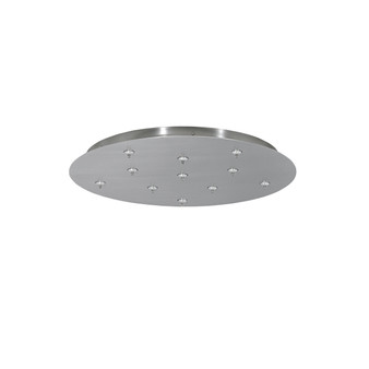 FreeJack Round Canopy 11-port by Tech Lighting