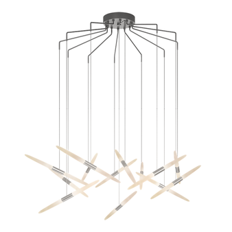 Sonneman a Way of Light 2896 Balletª 13-Light Spreader LED Pendant