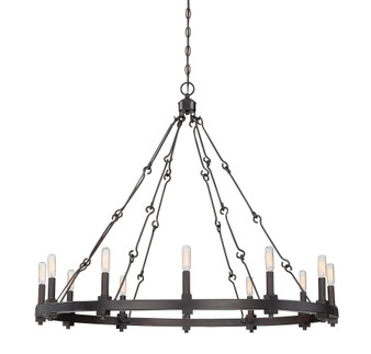 Adria 12 Light Chandelier